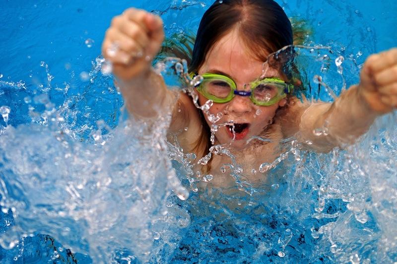 Cloro piscina fa male