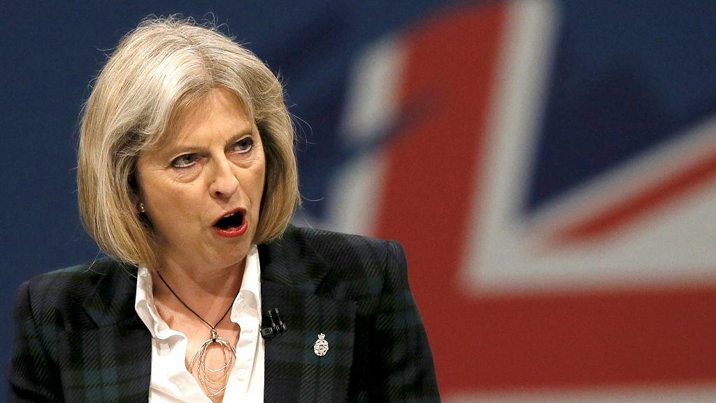 Theresa May succede a David Cameron