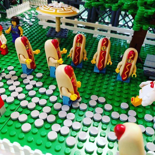 Lego, mostra mattoncini a Lecco