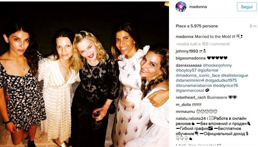 Madonna: relax al resort Borgo Egnazia
