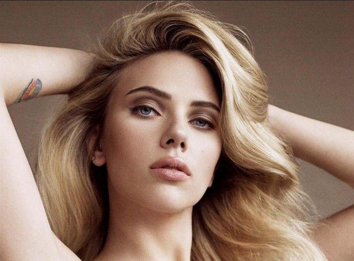 Scarlett Johansson paperona del cinema americano