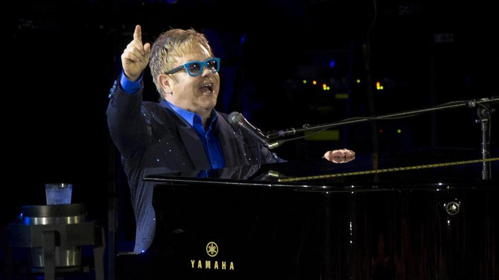 Elton John incanta Pompei: concerto eccezionale