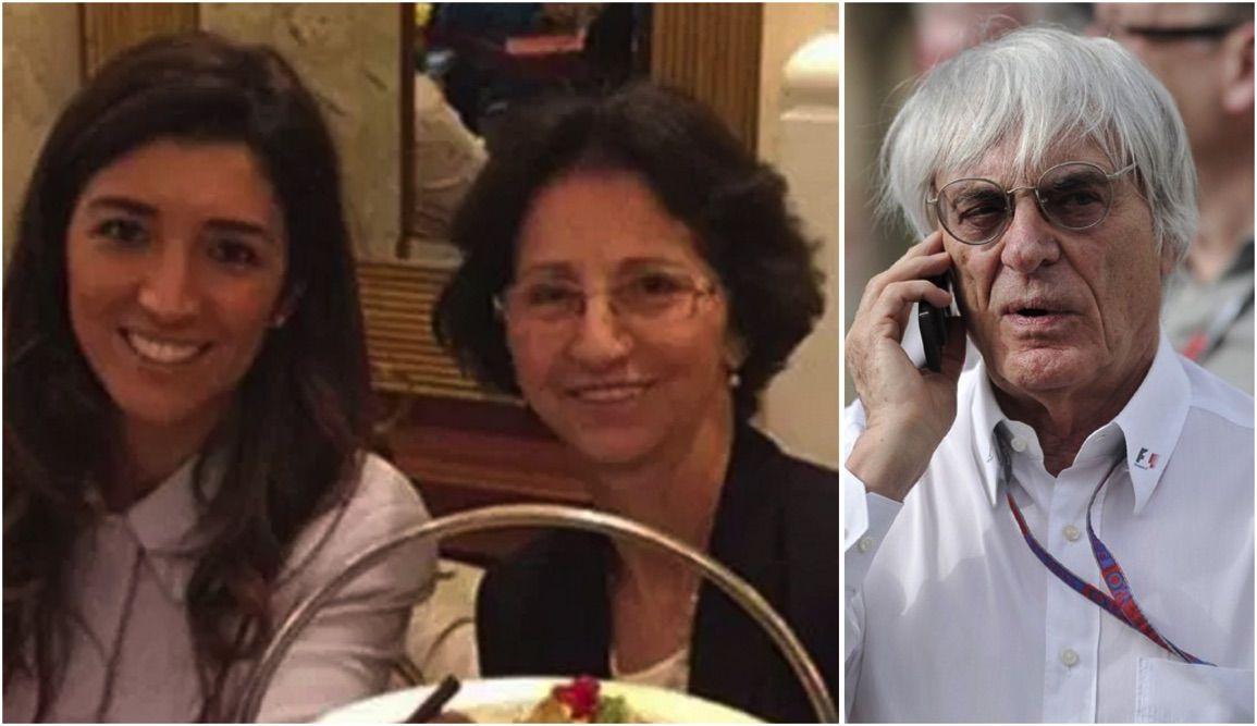 Ecclestone: suocera rapita a San Paolo