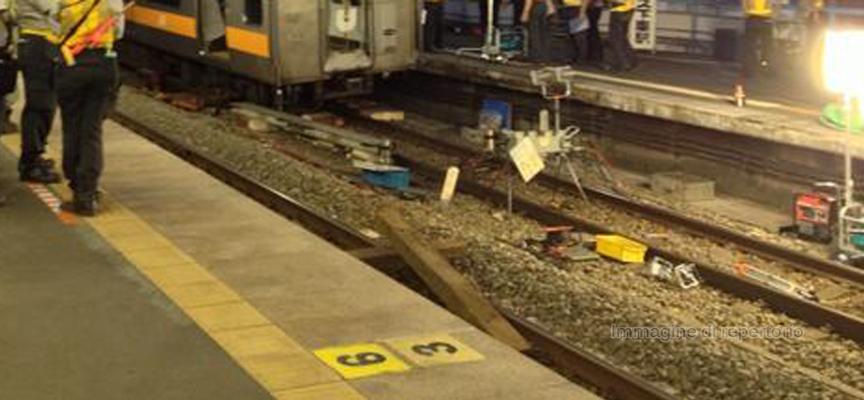 Treno travolge studentessa 15enne alla stazione di Fuscaldo