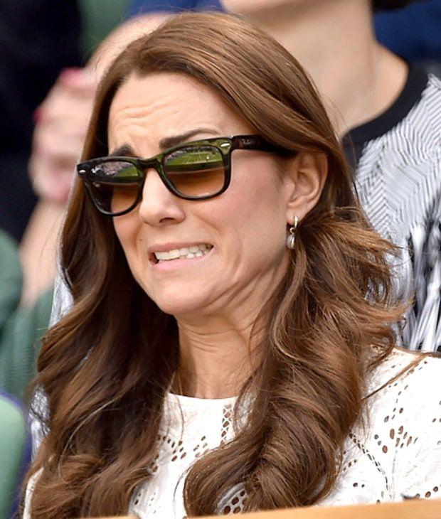 Kate Middleton inaugura torneo Wimbledon