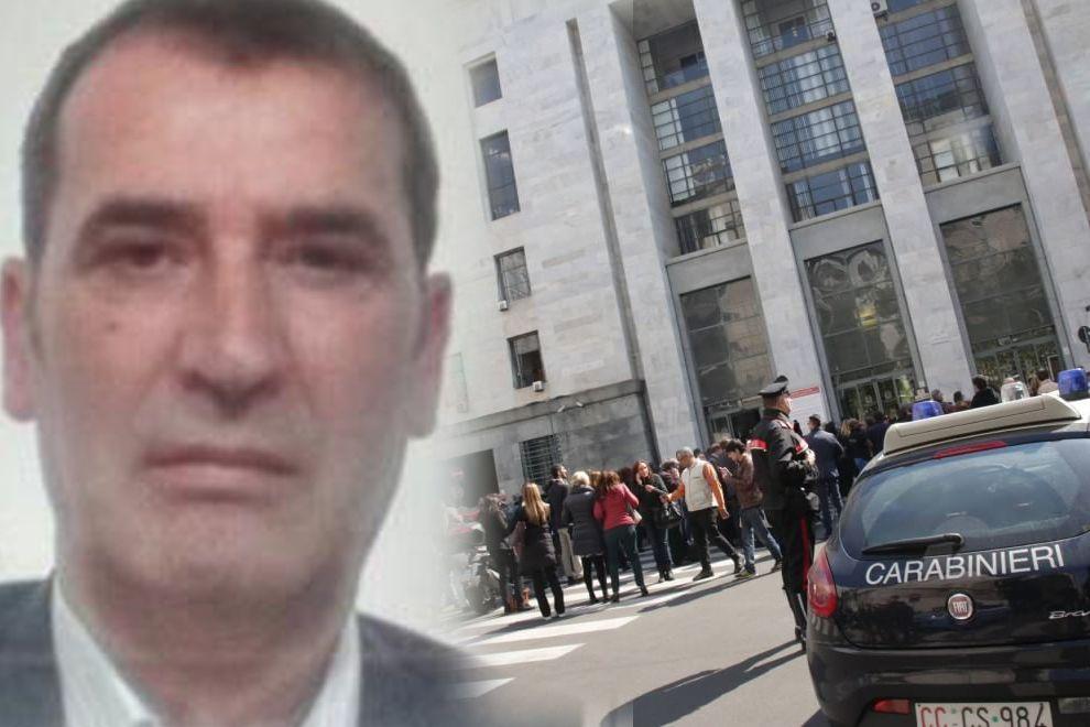 Giardiello condannato all'ergastolo per strage Milano