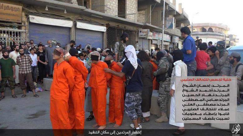 Isis odia il calcio e decapita calciatori