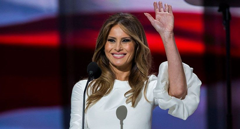 Melania Trump: foto osé sul New York Post
