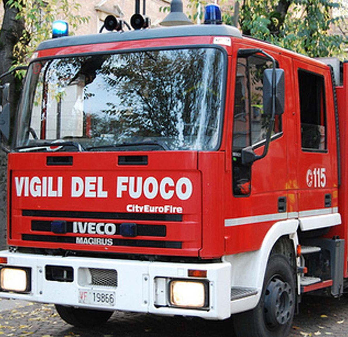 Palermo, incendio in cartoleria: titolare morto