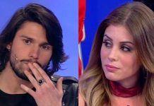 Uomini e Donne news trono classico: Luca contro Giulia per l'esterna saltata