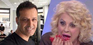 Tina Cipollari news UeD: Chicco Nalli, nuovo lavoro con Barabara D'Urso