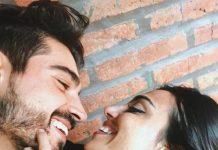 Fabio e Nicole crisi superata