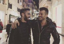 Mario Serpa e Claudio Sona fidanzati? Nuovi avvistamenti della coppia gay