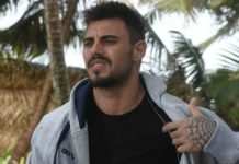 Francesco Monte non parteciperà alla diretta tv dell'Isola dei famosi 2018