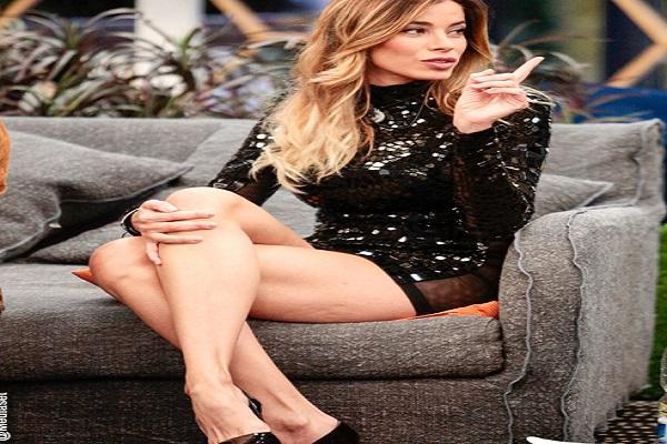 Aida Yespica fidanzata ma con Jeremias Rodriguez che pensa a Uomini e Donne?