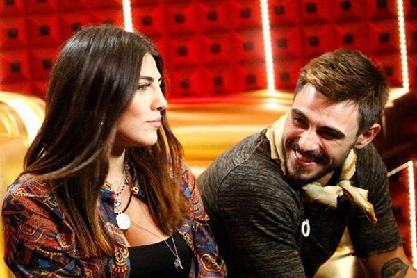 Grande Fratello Vip diretta, gossip Francesco Monte e Giulia Salemi