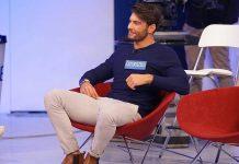 """Antonio Moriconi riceve una lettera: """"Ti chiedo di dedicarmi il tuo tempo"""""""
