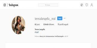 Teresa Langella chiude Instagram dopo Uomini e Donne by Night