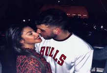 Luigi Mastroianni torna su Instagram: la prima foto con Irene