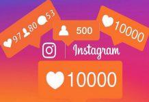followers e like su Instagram